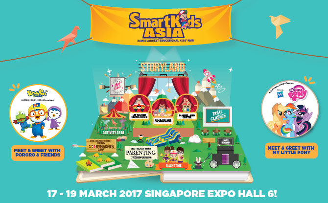Smart Reasons to Visit SmartKids Asia 2017