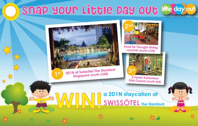 Snap Your Little Day Out Contest