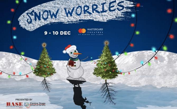 Snow Worries theatre