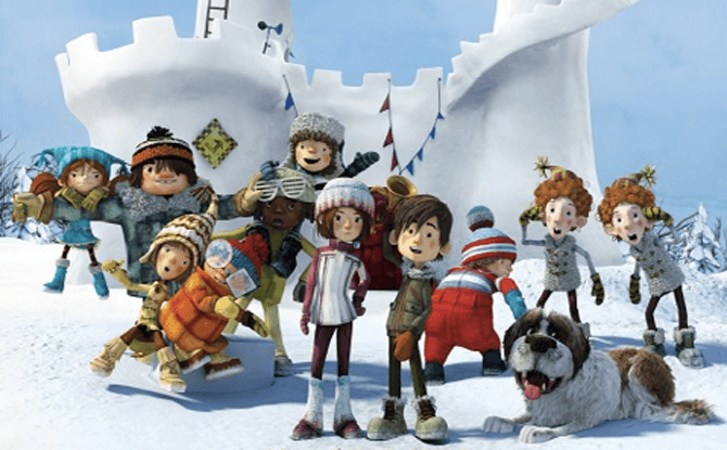 Movie Screening: SnowTime!
