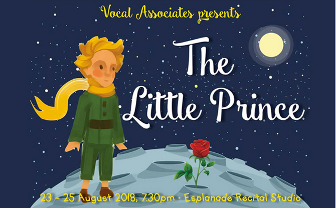 Songbirds Series III: The Little Prince