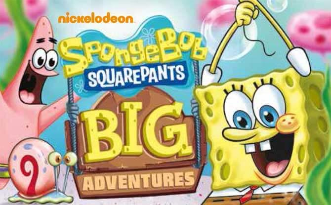 SpongeBob Squarepants Big Adventures