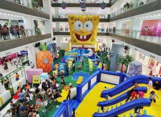 Spongebob Paradigm Mall 1