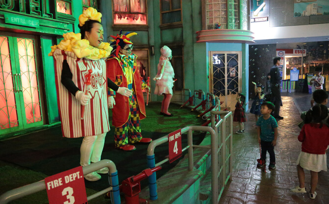 SpookyTown 2: The Masquerade HuntEvent Highlights