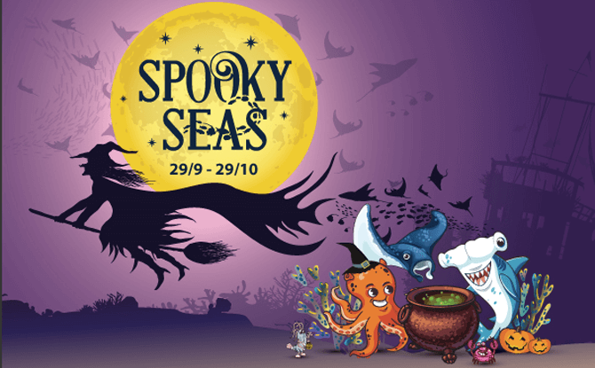 Spooky Seas