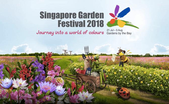 Singapore Garden Festival 2018