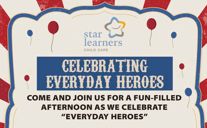 Star Learners Everyday Heroes 1