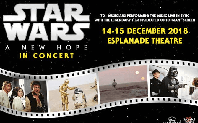 Star Wars Episode IV: A New Hope Film Concert