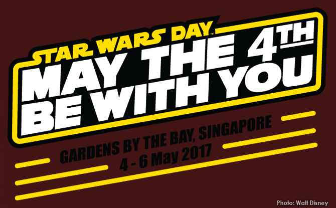 Star Wars Day: May the 4th Be With You Festival