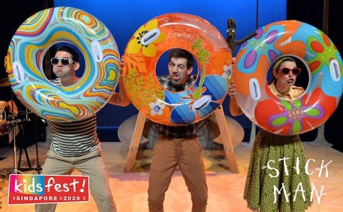 KidsFest 2020: Stick Man