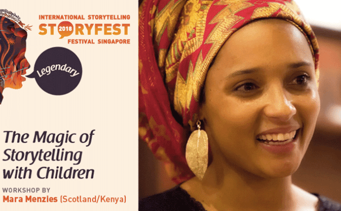 StoryFest 2018: The Magic of Storytelling with Children