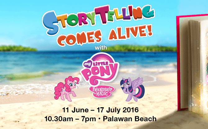 Storytelling Comes Alive My Little Pony