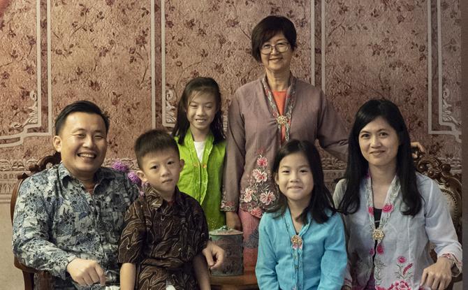 Straits Family Sunday Say Cheese Image Courtesy of Peranakan Museum 1