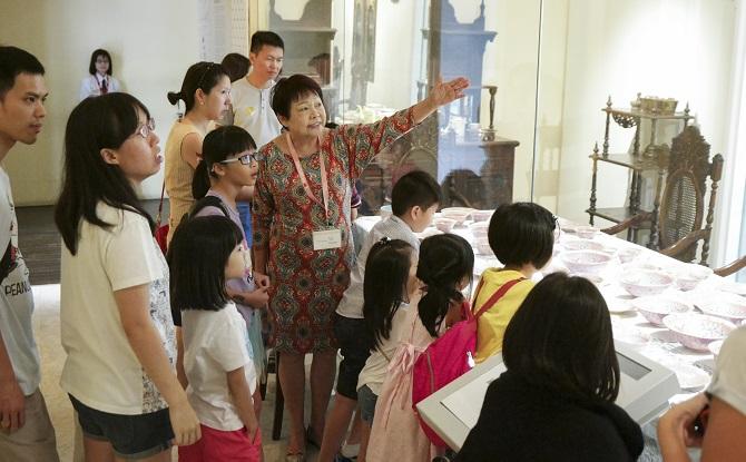 Straits Family Sunday Live Long and Prosper 1