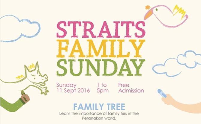 Peranakan Museum Straits Family Sunday