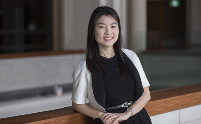 Suenne Megan Tan, Director of Audience Development & Engagement at National Gallery Singapore