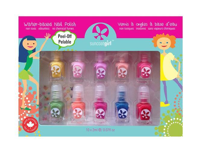 Suncoat Girl Party Palette nail polish set