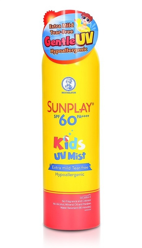 Sunplay Kids UV Mist