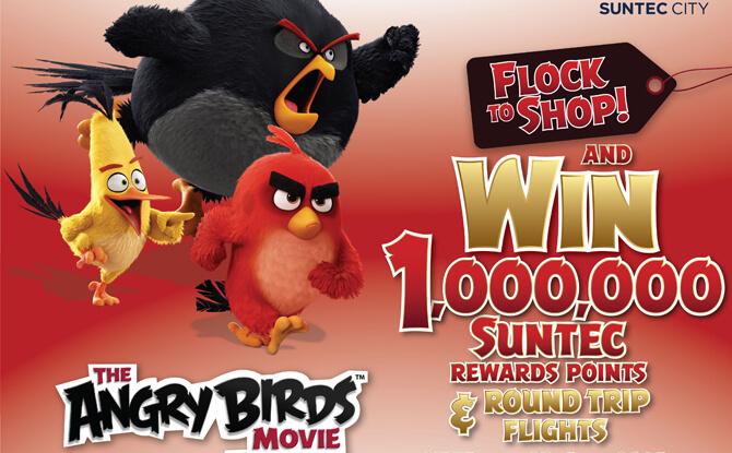 Suntec City 'Flock to Shop'