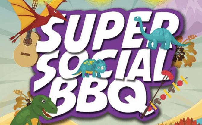 Super Social BBQ – Dino Park Edition
