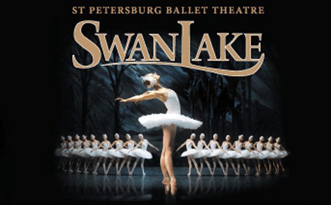 The St Petersburg Ballet - Swan Lake