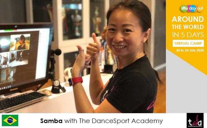 The DanceSport Academy Samba