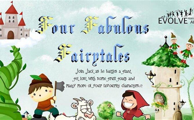 The Four Fantastic Fairytales
