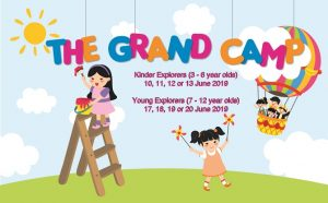 The Grand Camp 2019 (June Holidays)
