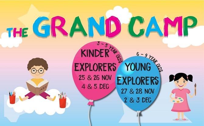 The Grand Camp 2019 (Nov/Dec Holidays)