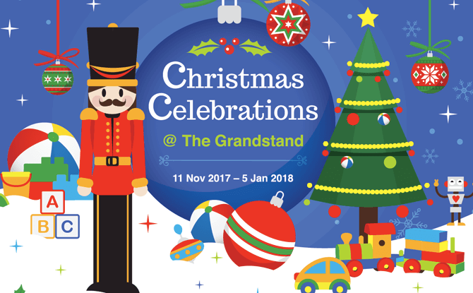 Christmas Celebrations @ The Grandstand