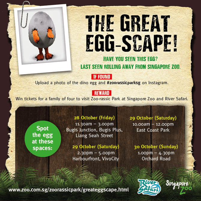 The Great Egg-scape