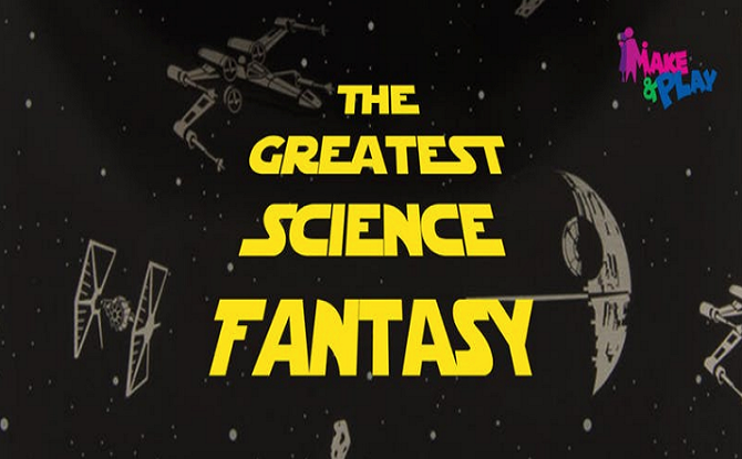 The Greatest Science Fantasy 1