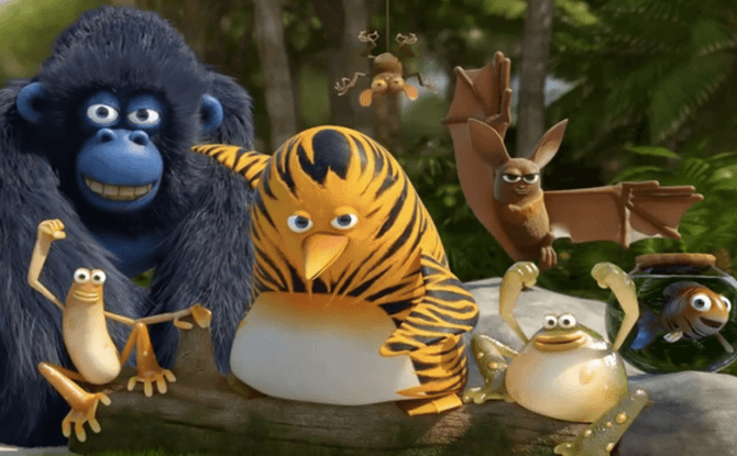 French Animation Festival 2018