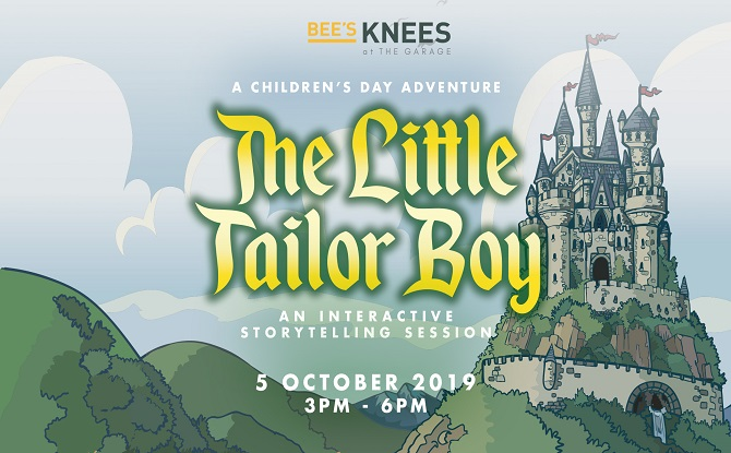 The Little Tailor Boy A Childrens Day Adventure 1