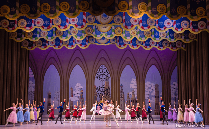 The Nutcracker Presented by Singapore Dance Theatre