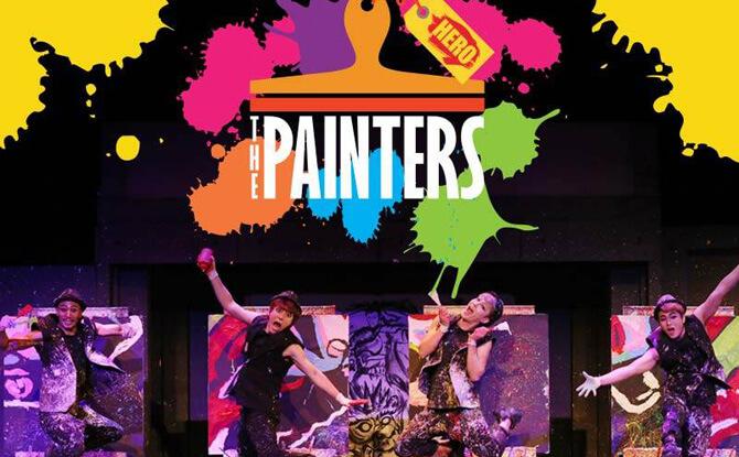 The Painters: Hero
