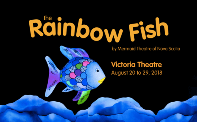 The Rainbow Fish 1