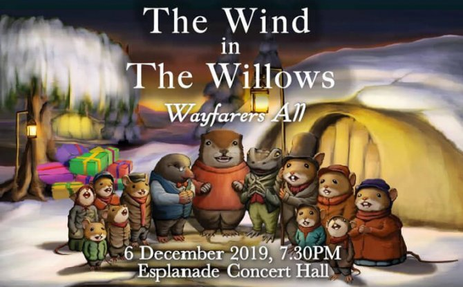 The Wind in the Willows - Wayfarers All