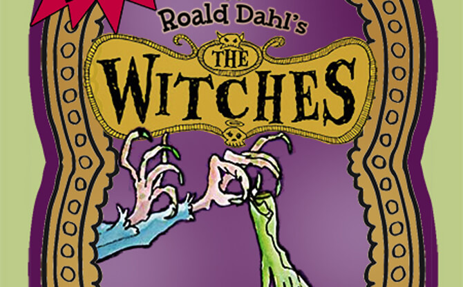 The Witches poster art