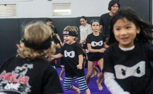 The Yard Gymnastics | Freestyle | Trampoline | Tumbling | NinjaZone Holiday Camps
