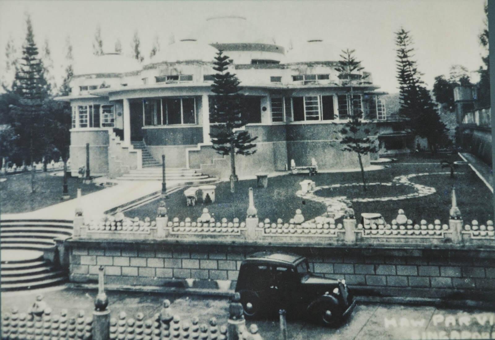 Haw Par Villa building