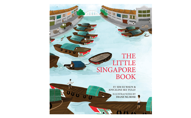 The Little Singapore Book - Singapore Children's Book