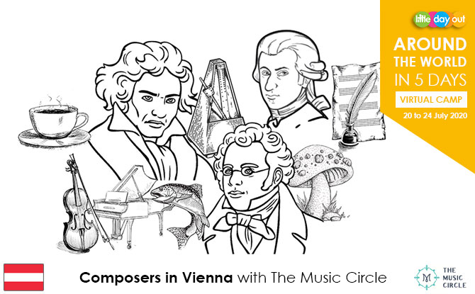 The Music Circle - Composers in Vienna