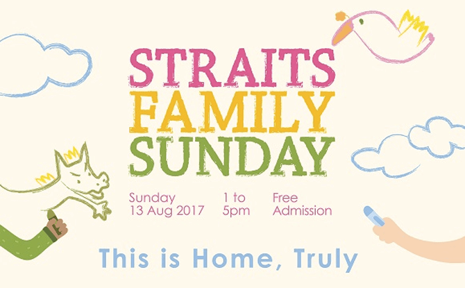 Straits Family Sunday: This is Home