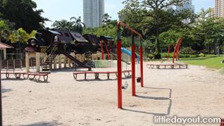 Tiong Bahru Tilting Train Playground