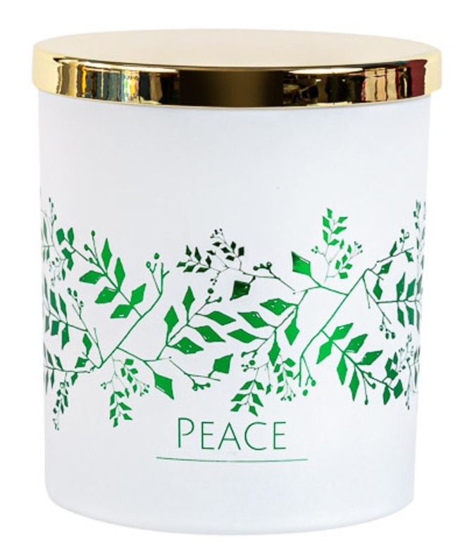 To Be Calm Peace Luxury Large Soy Candle