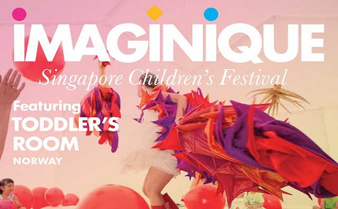 Toddler's Room by Imaginique Children's Festival
