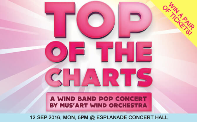Top of the Charts - A Wind Band Pop Concert