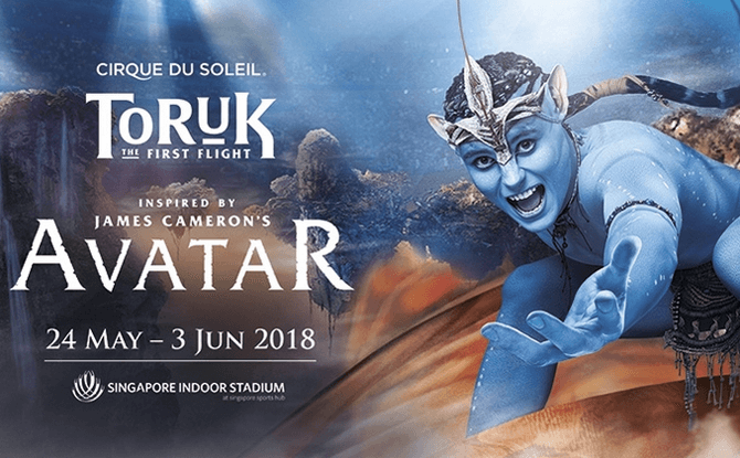 Cirque Du Soleil: Toruk – The First Flight