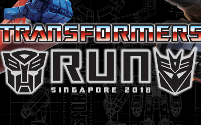Transformers Run 2018 and After Race Carnival